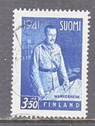 FINLAND  231   (o)   FIELD  MARSHALL - Finland