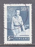 FINLAND  232   (o)   FIELD  MARSHALL - Finland