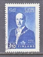 FINLAND  237   (o)   PRES.  RYTI - Finland