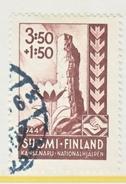 Finland  B 64    (o)  PEACE  SYMBOLS - Finland