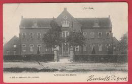 Berchem - L'Hôpital Ste Marie  -1905 ( Verso Zien ) - Antwerpen