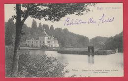 Habay-la-Vieille - Château De La Trapperie - Etang Et Château ( Voir Verso ) - Habay