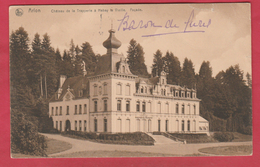 Habay-la-Vieille - Château De La Trapperie - Façade - 1912 ( Voir Verso ) - Habay