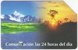 BOLIVIA A-045 Optical Entel - Landscape - Used