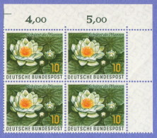 GER SC #773-4 MNH B4  1957 Protection Of Wild Animals And Plants CV $4.40 - Unused Stamps