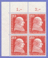 GER SC #776 MNH B4  1957 Baron Vom Stein CV $6.00 - [5] Berlin