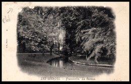 95 FRANCONVILLE - La Garenne - Les Sources (état) - Franconville