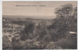 NEAUPHLE LE CHATEAU PANORAMA TBE - Neauphle Le Chateau