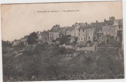 NEAUPHLE LE CHATEAU VUE GENERALE EST 1912 TBE - Neauphle Le Chateau