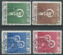 1957 VATICANO USATO S. DOMENICO SAVIO - EDV61-4 - Oblitérés