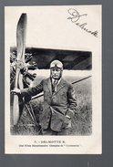 Carte Postale R Delmotte N°7 (PPP4685) - Airmen, Fliers