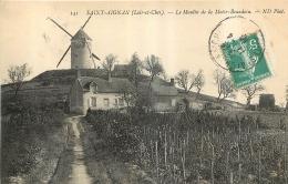 SAINT AIGNAN LE MOULIN DE LA MOTTE BEAUDOIN - Saint Aignan