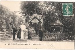 ----62 -----  LE TOUQUET PARIS PLAGE  La Source Valroy - TTBE - Le Touquet