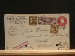 66/253  LETTER TO HOLLAND  1920 - United States