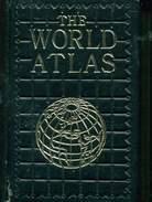 Magnifique Briquet En Forme De Faux  Livre 10x8 Cm Dans Coffret  The World Atlas - Boeken