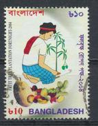 °°° LOT BANGLADESH - Y&T N°743 - 2004 °°° - Bangladesh