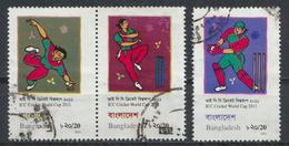 °°° LOT BANGLADESH - 2011 °°° - Bangladesh