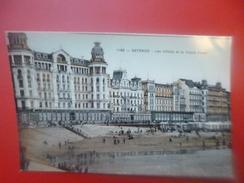Oostende-Ostende : Les Hôtels Et La Digue (O7) - Oostende
