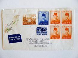 Cover From Indonesia Registered Djatinegara Animal - Indonésie