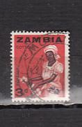 ZAMBIE ° YT N° 7 - Zambie (1965-...)