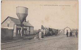 Saint-Jean-sur-Erve. Gare Des Tramways. - France