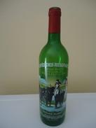 Bouteille Sérigraphiée - De ? -  CUVEE DES REMPARTS  - Vin De Pays Des Sables Du Golfe Du Lion - Aigues-Mortes 34800 - 0 - Wine