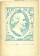 "1961 L""art Du Timbre NEERLANDAIS - Filatelia E Storia Postale"
