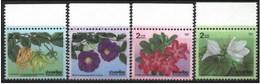 Thailand Flowers, Flora, Plants (4v) MNH (M-355)
