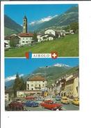 16618 -  Airolo 2 Vues (format 10X15) - TI Tessin