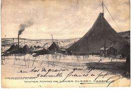Carte Postale Ancienne De ALASKA - Ansichtskarten