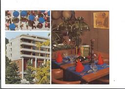 16620 -  St.Moritz Hauser Hotel Confiserie Kenner  (format 10X15) - GR Grisons