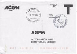 Oblitération Militaire SODEXO  AP SPID 784 .Période Ciappa - Marcophilie (Lettres)