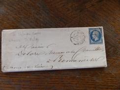 Lot Du 19.01.17_n°14 De Chalons-s-saone,librairie P-Mulcey,variétés Et Nuance A Voir - Postmark Collection (Covers)