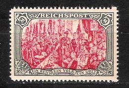 Reich N°64 Neuf ** (ancienne Reproduction) - Deutschland