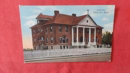 - Montana> Miles City  Convent   Ref 2554 - Miles City