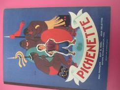Récit Illustré Avec Partition/Pichenette/Les Aventures Extraordinaires D'un Enfant De Chez Nous/Max François/1946  BD111 - Livres, BD, Revues