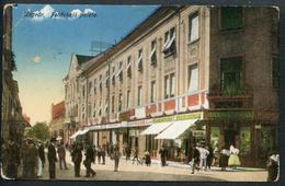 Uschhorod, Ungvar, Um 1919, Feherhajo Palota, Ukraine, Ungarn, Hungarya, - Ukraine
