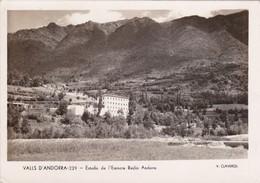 ANDORRA : Valls D'Andorra / Estudis De L'emisora Radio Andorra - Andorre