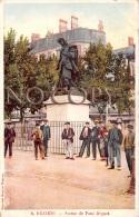 34 - Béziers - Statue De Paul Riquet - Beziers