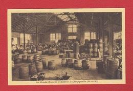 Champigneules  --  Les Grandes Brasseries Et Malteries - France