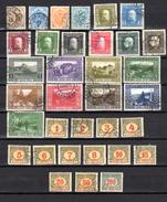 1901-08    François-Joseph, Taxe, Série Courte, Entre 24 Et TX 131, Cote 34 €, - Bosnia And Herzegovina