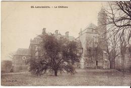 CPA - LABUISSIERE - Le Château - Frankreich