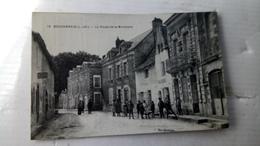 Cpa 72 La Chapelle D'aligne - Bouguenais