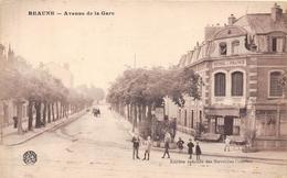 21-BEAUNE- AVENUE DE LA GARE - Beaune