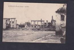 St Saint Venant (62) - La Place ( Ed. Lequien )