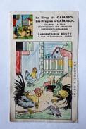 Image à Colorier Publicité Sirop Gaïarsol Laboratoires Bouty 3 Rue De Dunkerque Paris - Andere