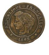5 Centimes - Cérès - France - 1893 A  -  Bronze - TB+ - - France