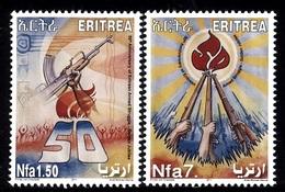 (014) Eritrea  Independence History / Freiheitskämpfe / 2011 ** / Mnh  Michel  346-47 - Eritrea