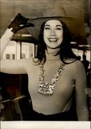 PHOTO - Photo De Presse - MISS USA 1972 - LYNDA CARTER - Célébrités