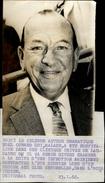 PHOTO - Photo De Presse - NOEL COWARD - Auteur Dramatique - 1966 - Célébrités